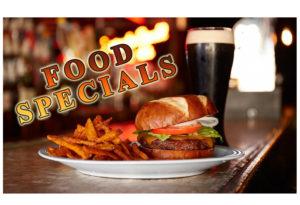 Food Specials